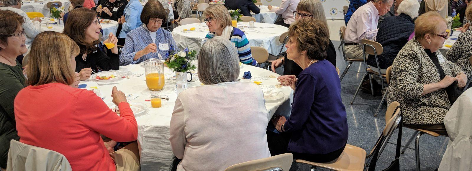 Familiar faces gather for Penn Manor Retiree Breakfast