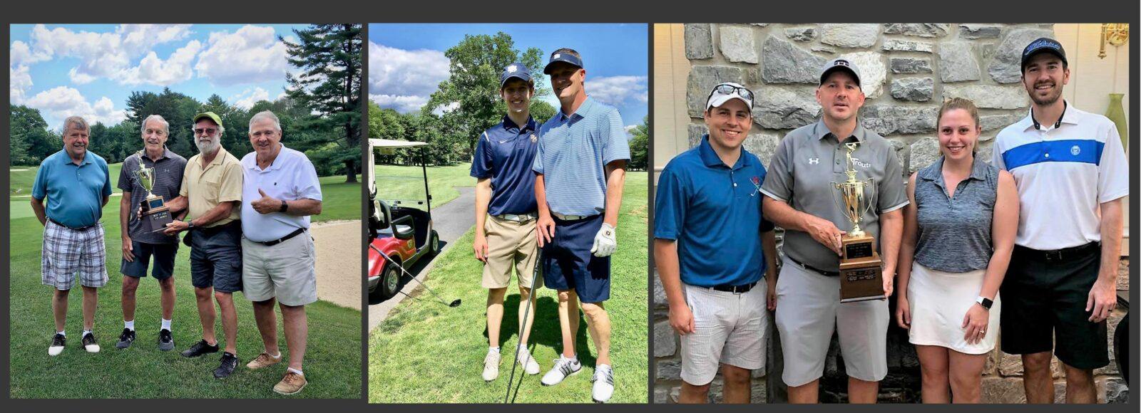 15th Annual Golf Scramble brings out the best, raises nearly $12,000